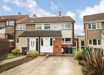 Thumbnail 3 bed end terrace house for sale in Greendale Close, Atherstone