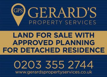 Thumbnail 4 bedroom land for sale in Alderton Hill, Loughton