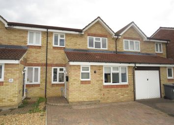 Thumbnail 4 bed terraced house for sale in Sturrock Way, Hitchin
