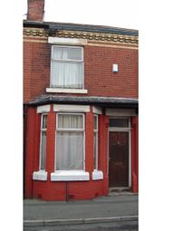 Thumbnail 3 bedroom terraced house to rent in Letchworth Street, Manchester