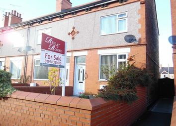 Thumbnail 2 bed terraced house for sale in Norman Road, Wrexham