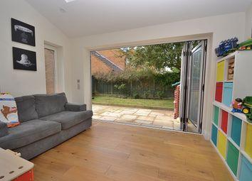 Thumbnail 3 bed semi-detached house for sale in Ellenborough Close, Bishop's Stortford