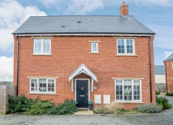 Thumbnail 4 bed detached house for sale in Claydon Close, Banbury, Oxfordshire