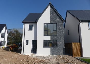 Thumbnail 4 bed detached house for sale in Laurel Court, Waterton Lane, Bridgend.
