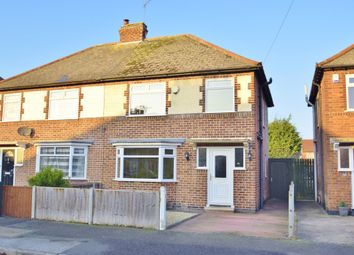 Thumbnail 3 bed semi-detached house for sale in Eltham Road, West Bridgford