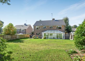Thumbnail 4 bed detached house for sale in Weald Rise, Haywards Heath