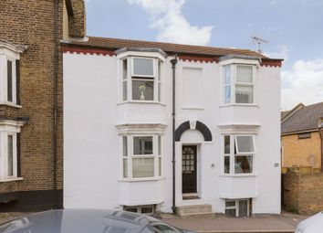 Thumbnail 4 bed terraced house for sale in Dane Hill, Margate
