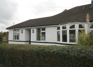 Thumbnail 3 bed semi-detached bungalow to rent in Chrislaine Close, Stanwell, Surrey