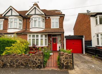 Thumbnail 4 bed semi-detached house for sale in Portland Avenue, Gravesend