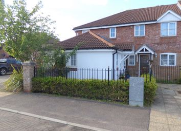 Thumbnail 3 bed end terrace house for sale in Lockyer Mews, Enfield