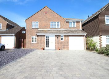 Thumbnail 5 bed detached house for sale in Tangmere Close, Mudeford