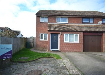 Thumbnail 3 bed semi-detached house for sale in Olivers Meadow, Westergate