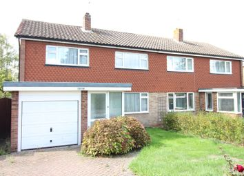 Thumbnail 3 bed semi-detached house for sale in Green Lane, Ashtead