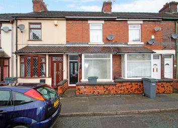 Thumbnail 2 bed terraced house for sale in Louise Street, Burslem, Stoke-On-Trent