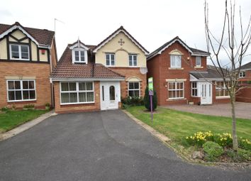 Thumbnail 3 bed detached house for sale in Kestrel Crescent, Droitwich Spa, Worcestershire
