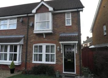 Thumbnail 2 bed property to rent in Swale Road, Walmley