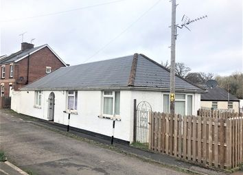 Thumbnail 3 bed detached bungalow for sale in Blackhorse Lane, Blackhorse, Exeter