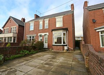 3 bed semi-detached house for sale in Ashgate Road, Chesterfield, Derbyshire S40