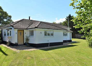 Thumbnail 2 bed detached bungalow for sale in Crow Hill, Crow, Ringwood