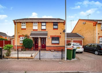 Thumbnail 2 bed semi-detached house for sale in Trader Road, London