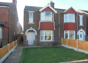Thumbnail 3 bedroom semi-detached house to rent in Station Road, Keadby