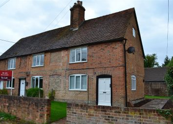 Thumbnail 3 bed end terrace house to rent in Fishermans Lane, Aldermaston, Reading