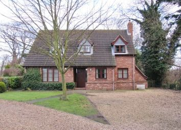 Thumbnail 4 bed detached house to rent in Willow Drive, Louth