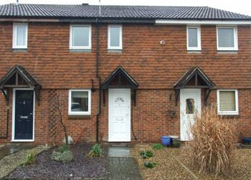 Thumbnail 2 bed terraced house for sale in Lucas Road, Snodland