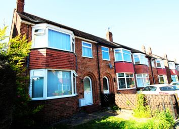 Thumbnail 3 bedroom terraced house for sale in Ulverston Road, Hull, Yorkshire, East Riding