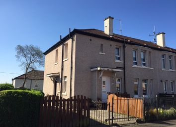 Thumbnail 3 bed flat for sale in Ashgill Road, Glasgow