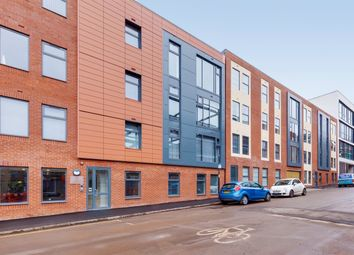 Thumbnail 2 bed flat for sale in The Foundry, Carver Street, Jewellery Quarter