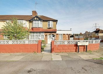 Thumbnail 3 bed end terrace house for sale in Kingsfield Drive, Enfield