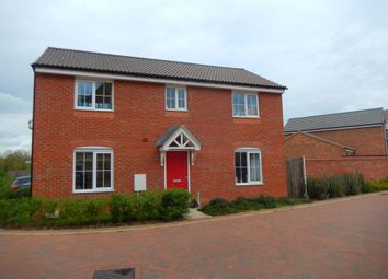 Thumbnail 4 bed detached house for sale in Kelburn Road, Orton Northgate, Peterborough