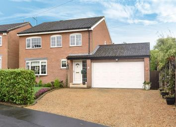 Thumbnail 4 bed detached house for sale in Masefield Close, Harrogate