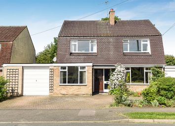 Thumbnail 4 bed detached house for sale in Elm Drive, St. Ives, Huntingdon