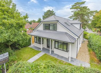 Thumbnail 4 bed detached house for sale in Winchester Road, Chandler's Ford