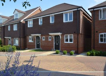 Thumbnail 2 bed semi-detached house for sale in Kingswood Park, High Wycombe