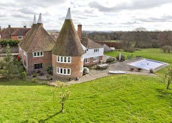 Thumbnail 6 bed property to rent in Goddards Green Road, Benenden, Kent