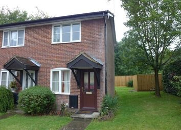 Thumbnail 1 bed end terrace house to rent in Nightingale Close, Farnborough
