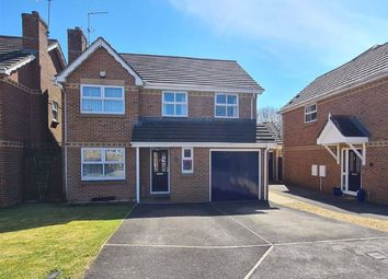 Thumbnail 4 bed detached house for sale in Acacia Close, Chippenham, Wiltshire