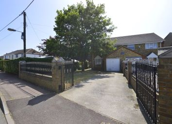 Thumbnail 3 bed semi-detached house for sale in High Street, Isle Of Grain, Rochester