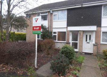 Thumbnail 2 bed town house to rent in Tynedale Close, Long Eaton, Nottingham