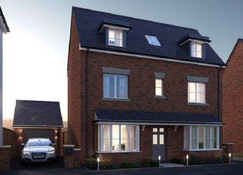 Thumbnail 4 bed detached house for sale in Plot 4, The Davies, Meadow Bank, Llandarcy, Neath, Neath Port Talbot.