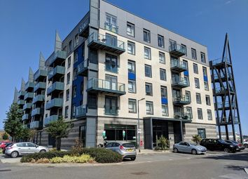 Thumbnail 2 bedroom flat for sale in The Boathouse, Ocean Drive, Gillingham, Kent