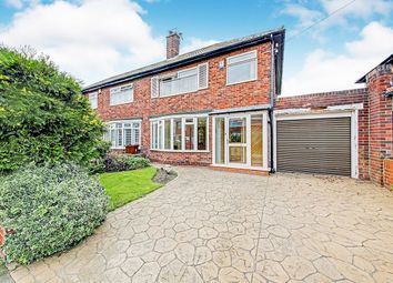 Thumbnail 3 bed semi-detached house to rent in Henley Road, North Shields