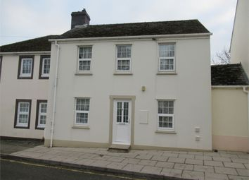 Thumbnail 3 bed terraced house for sale in 8 North Crescent, Haverfordwest, Pembrokeshire