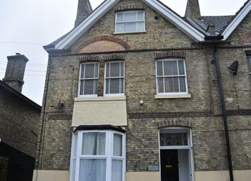 Thumbnail 1 bed flat to rent in Old North Road, Royston