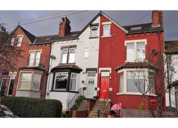 Thumbnail 5 bed terraced house for sale in Nunroyd Road, Moortown