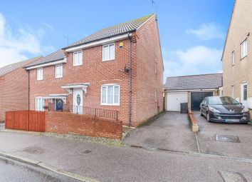 Thumbnail 3 bed semi-detached house for sale in Warham Road, Dovercourt, Harwich