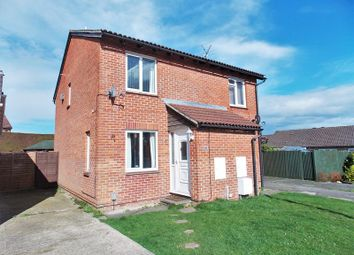 Thumbnail 2 bedroom semi-detached house for sale in Rushmoor Gardens, Calcot, Reading